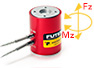 Multi Axis Load Cell - MBA500 - Torque and Thrust
