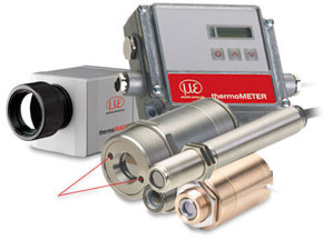 Infrared temperature measurement