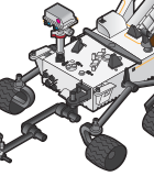 Multi-Axis Sensor - MSL Mars Rover Cryogenic Multi-Axis