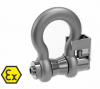 ATEX Load Shackles