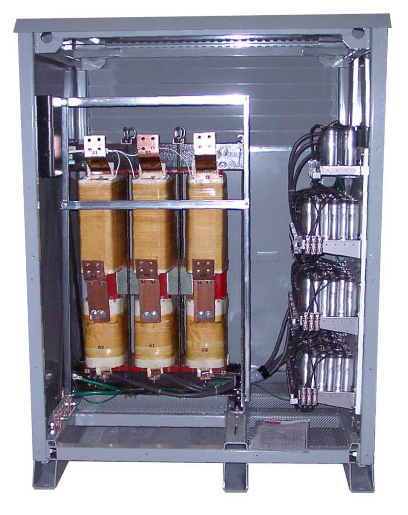 Lineator Harmonic Filter